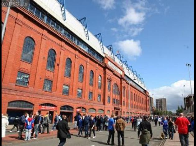 Decline and fall -- Rangers misery hits Scotland