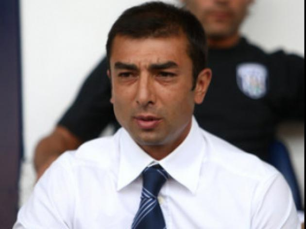 Di Matteo delighted by Albion graft