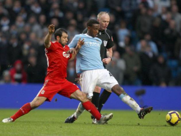 Ibrahim leaves Man City