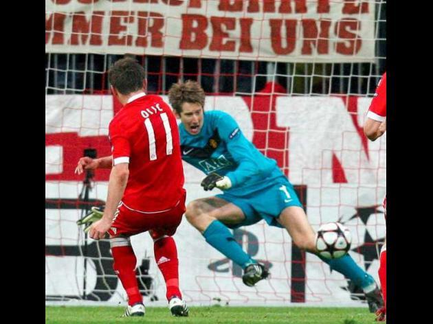 Bayern Munich 2 United 1: Player ratings