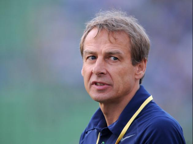 Klinsmann says slumping US needs fitness boost