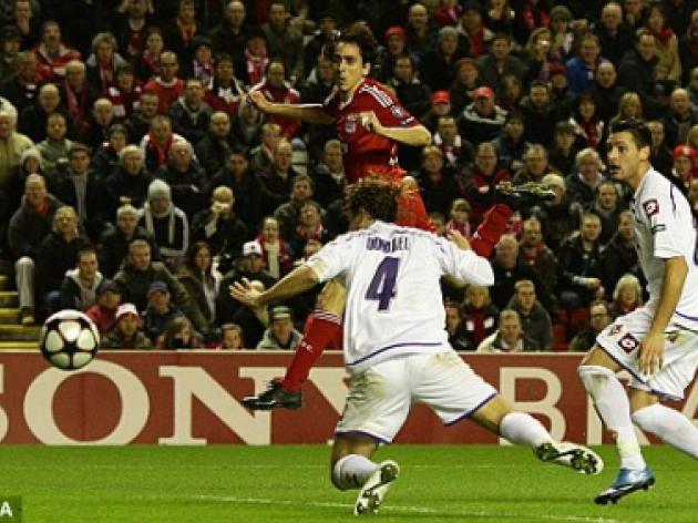 Dynamo Moscow make improved 8m bid for Liverpool star Yossi Benayoun