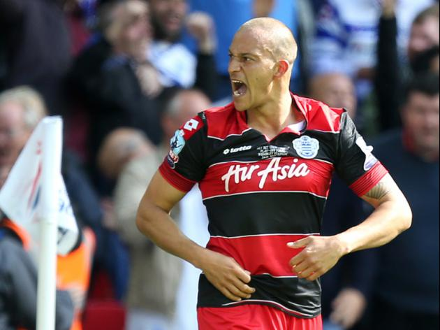 Zamora fires 10-man QPR back into Premier League