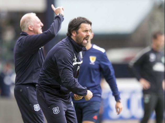 Dundee 1-4 Dundee Utd: Match Report