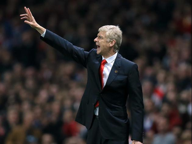 Wenger issues rallying cry