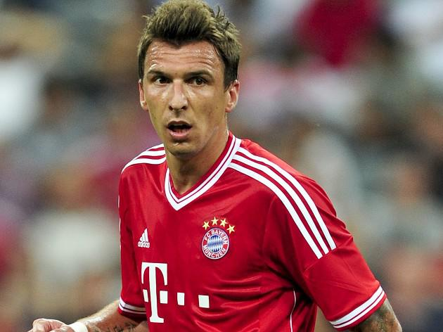 Mandzukic goal puts Bayern through