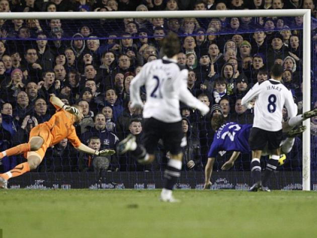 Everton 2 Tottenham 1: Seamus Coleman cuts the mustard as Toffees youngster sinks Spurs