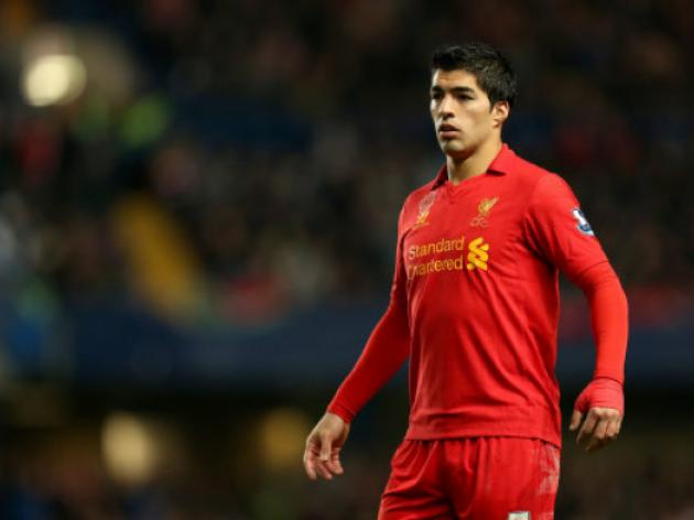 PFA Fans' Player of the Month November: Premier League Winner - Luis Suarez