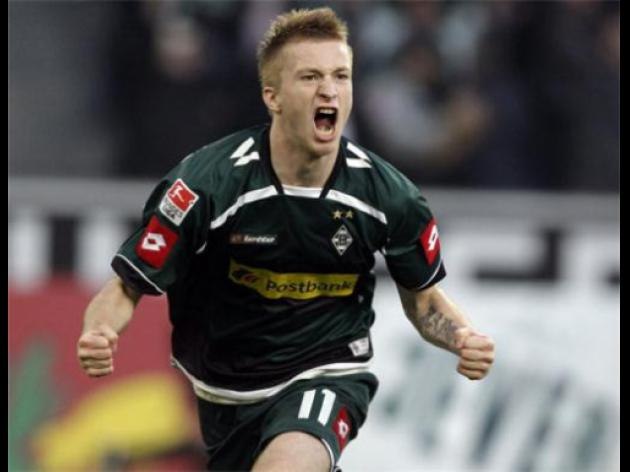 'Gladbach without Reus at bottom side Augsburg