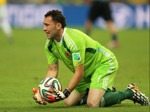 Arsenal close to deal for Nice keeper Ospina