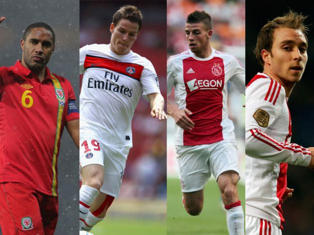 Liverpool's four realistic summer transfer targets