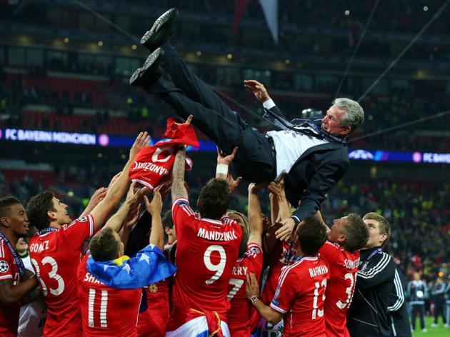 Heynckes foresees Bayern domination