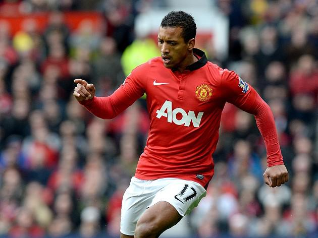 Nani blow for United