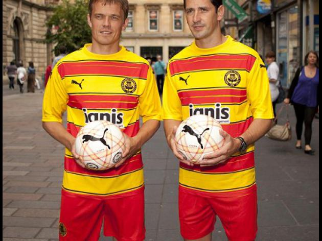 Partick V Ayr at Firhill Stadium : Match Preview