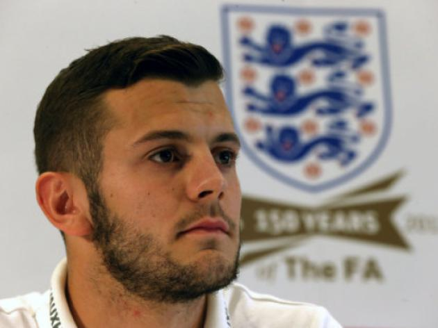 Jack Wilshere, England and Passports