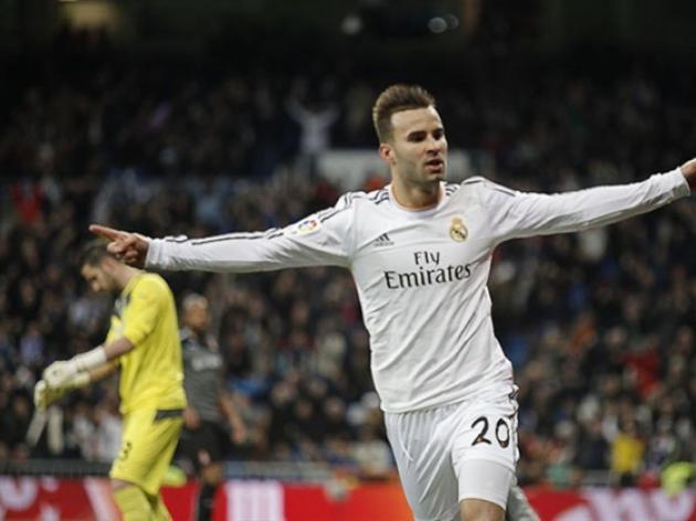 Jese proving to be a Real talent