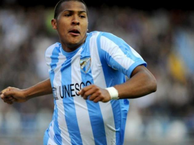 AVB hopes to sign Malaga's Rondon