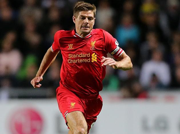 Gerrard fit to fire - Rodgers