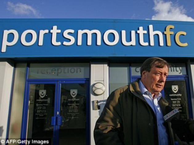 DES KELLY: Portsmouth are cheats, so let them go to the wall