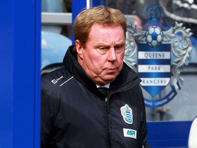 Redknapp: FA bosses haven't a clue