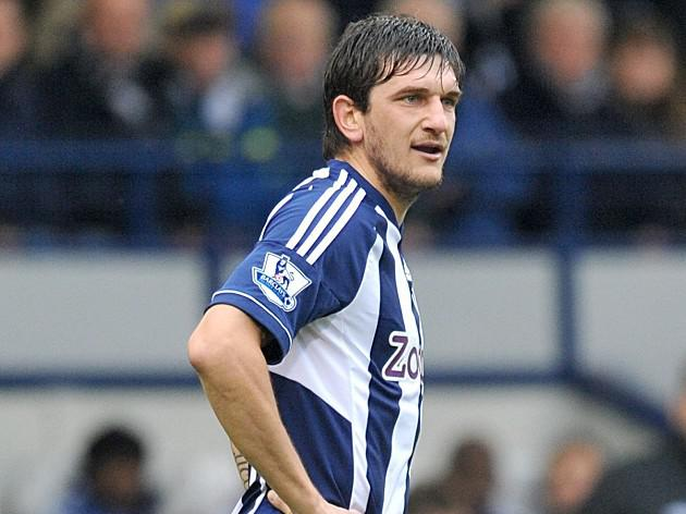 Popov returns to Baggies