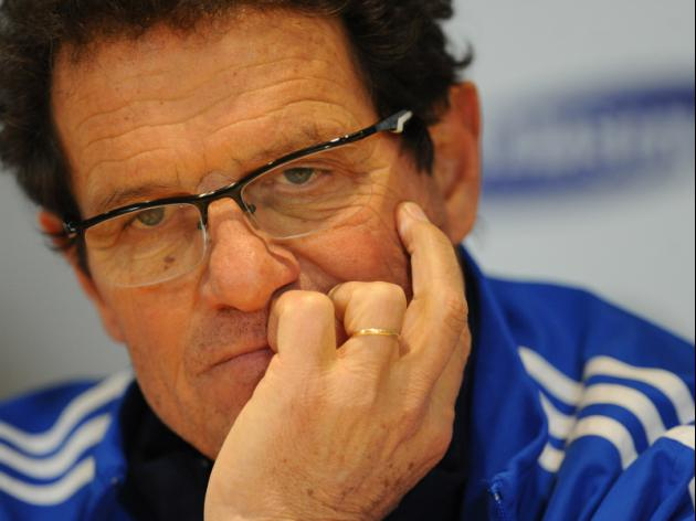 Capello blames Russian league setup as he grapples to find World Cup squad