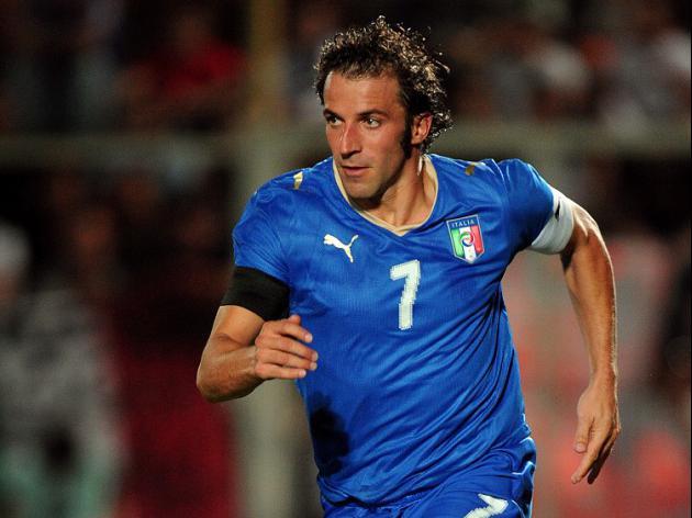 Del Piero ends Sydney stay