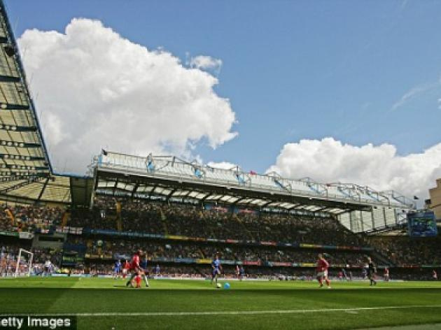 EXCLUSIVE: Chelsea home Stamford Bridge set for World Cup 2018 snub