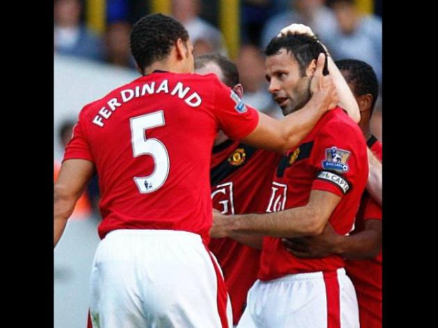 Giggs to keep rewriting record books