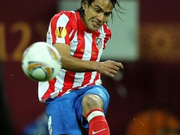 Top 10 Strikers in the world 2012: 5 - Radamel Falcao