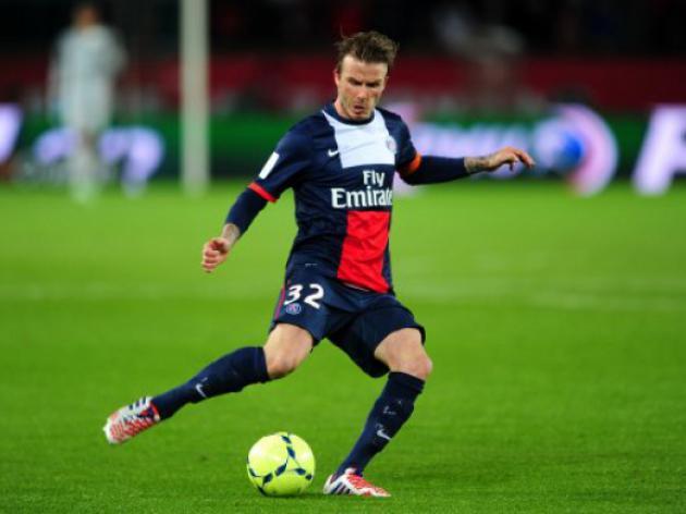 David Beckham, more than just a pretty face