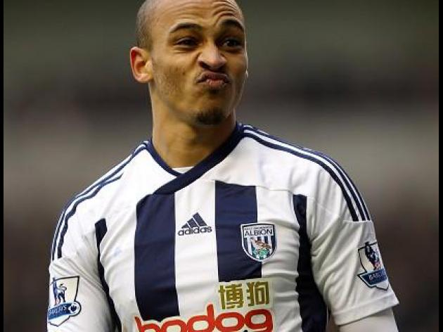 Nigeria bank on Odemwingie for goals
