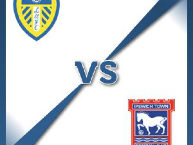 Leeds V Ipswich at Elland Road : Match Preview