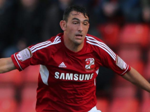 Swindon beat Yeovil 2-0 at Huish Park last night to move up to third in League One