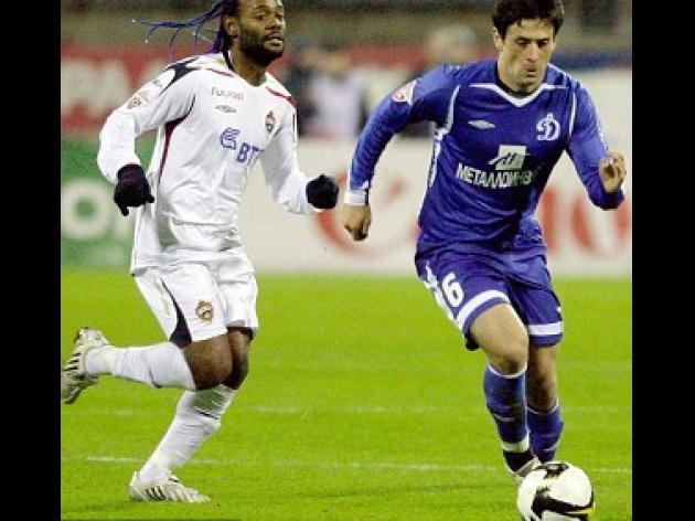 Liverpool eye 8.5m Dynamo Moscow defender Fernandez