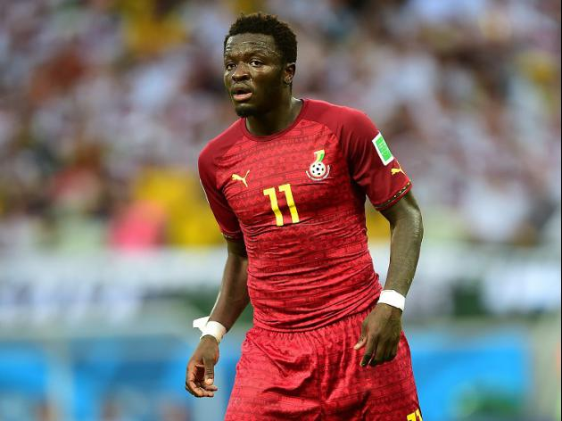 Ghana pair suspended and sent home