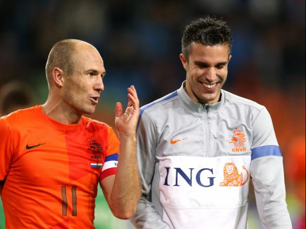 Word Cup 2014 - 69 days to go: Teams - Netherlands