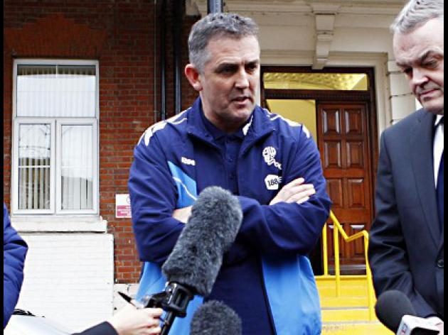 Coyle still focused fully on Muamba