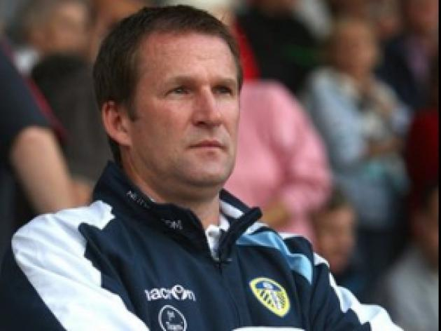 Grayson: Leeds confident of upset