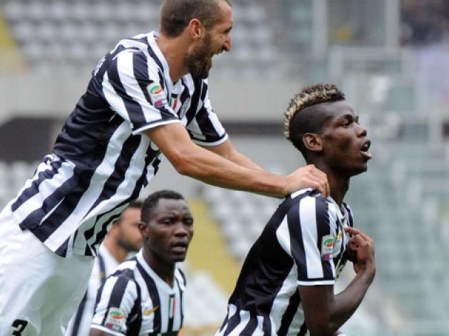 Juventus still on course for record