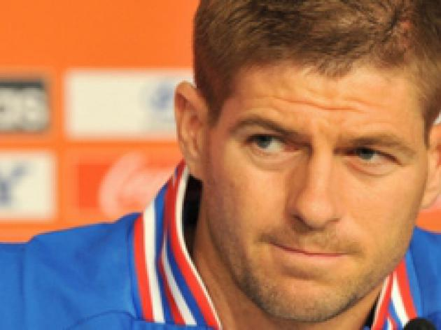 Gerrard calls for goalline technology