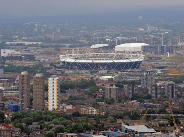 Tottenham want 2012 Olympic Stadium