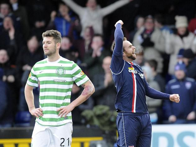 Ross County fight back to shock Celtic