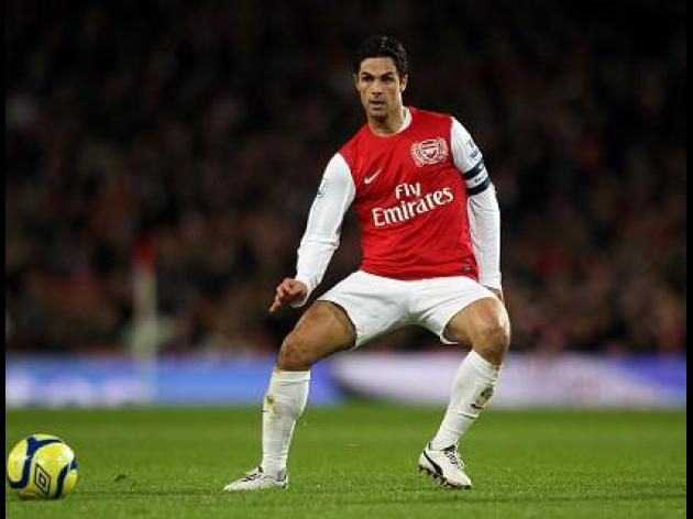 Arsenal racing against time, says Arteta
