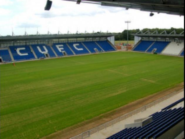 Carlisle's visit to Colchester called off