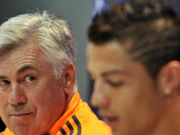 Hard work key to Ronaldo success - Ancelotti
