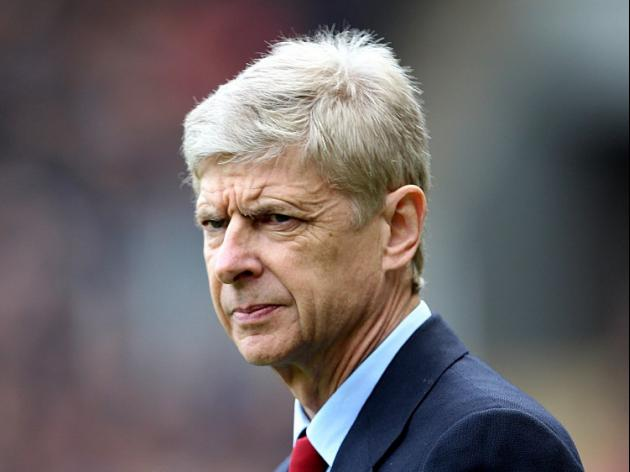 Wenger happy with patient Arsenal