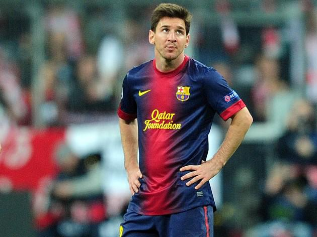 Messi's dad 'relaxed' over tax case