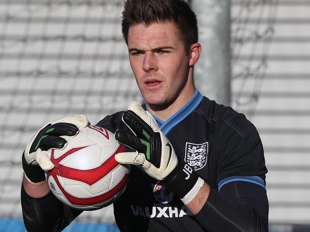 Butland keen to remain with under-21s