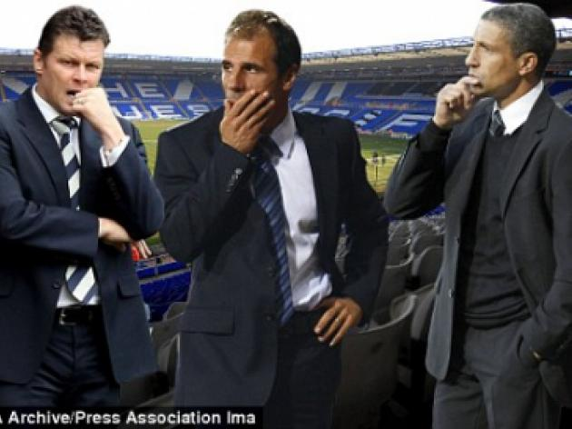 Birmingham draw up six-man shortlist to replace Alex McLeish